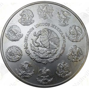 2013 Mexico 1 oz .999 fine silver Libertad