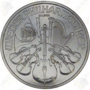 2013 Austria 1 oz silver Philharmonic