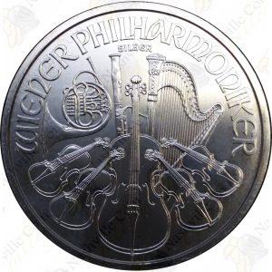 2017 Austria 1 oz silver Philharmonic