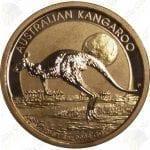 2015 Australia 1/4 oz .9999 fine gold Kangaroo