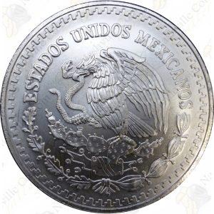 1997 Mexico 1 oz .999 fine silver Libertad