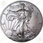 2019 American Silver Eagle -- 1 oz BU