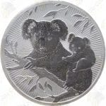 2018 Australia $2 2-oz Next Generation Series .9999 Fine Silver Koala
