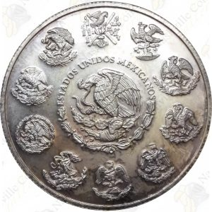 2004 Mexico 1 oz .999 fine silver Libertad