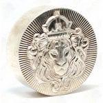 Scottsdale Mint 5 oz .999 Fine Silver Stacker Round