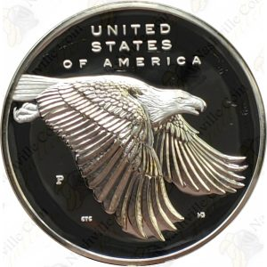 2017 American Liberty 225th Anniversary Silver Medal (Proof) -- 1 oz .999 fine silver