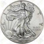 2020 American Silver Eagle -- 1 oz BU