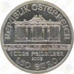 2009 Austria 1 oz silver Philharmonic