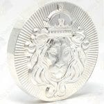 Scottsdale Mint 2 oz .999 Fine Silver Stacker Round