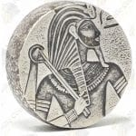 "Scottsdale Mint ""Egyptian Relic"" Series 5 oz .999 fine silver King Tut"