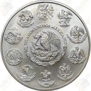 2014 Mexico 1 oz .999 fine silver Libertad