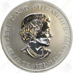 2015 Canada $2 1/2 oz .9999 fine silver First Special Service Force