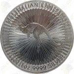2020 Australia 1 oz .9999 fine silver Kangaroo
