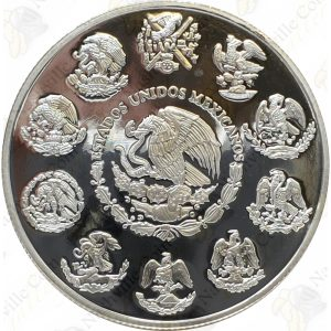 2003 Mexico 1 oz Proof Silver Libertad