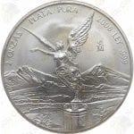 2008 Mexico 2 oz .999 fine silver Libertad
