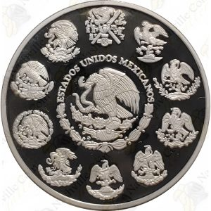 2009 Mexico 2 oz Proof Silver Libertad